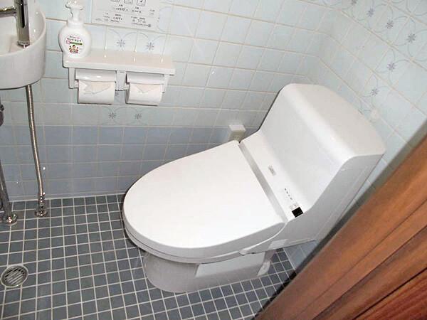 トイレ改修 K町 A様邸