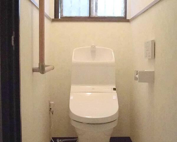 トイレ改修 T町 Y様邸