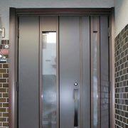 玄関ドア K町 N様邸
