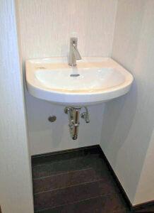 1階手洗い場