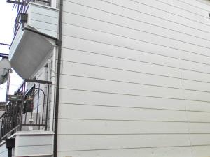 K様邸外壁塗装 施工前2