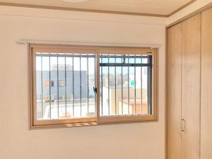 マンション防音室の内窓施工後