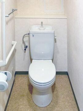 ラフィネトイレ施工前